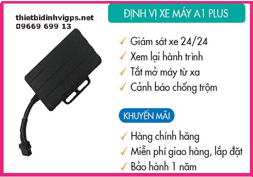 dinh vi xe may a1