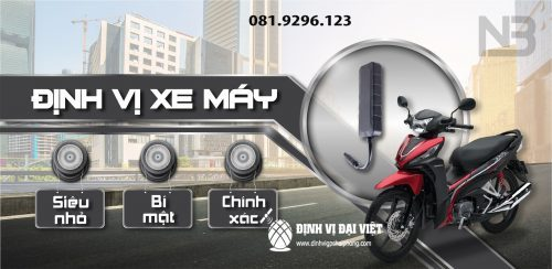 lap dinh vi xe may lach tray