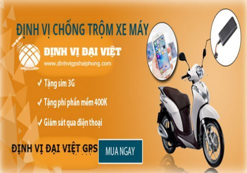 lap dinh vi xe may so dau